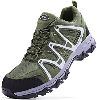 TFO al aire libre Womens–Zapatos de Senderismo Transpirable y resistente Low Rise Senderismo y Zapatos de Senderismo