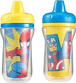 The First Years - Vaso térmico (2 unidades), Maravilla (Marvel)