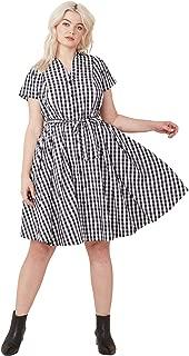 Women's Plus Size Sandy Shirtwaist Dress