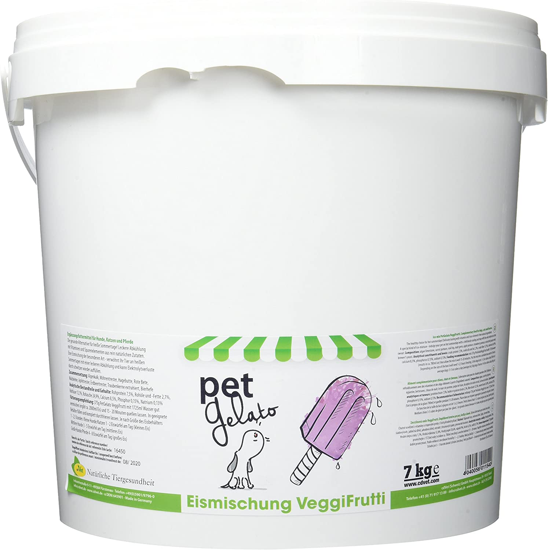 CdVet Natural Products Petgelato Veggi frutti 7kg