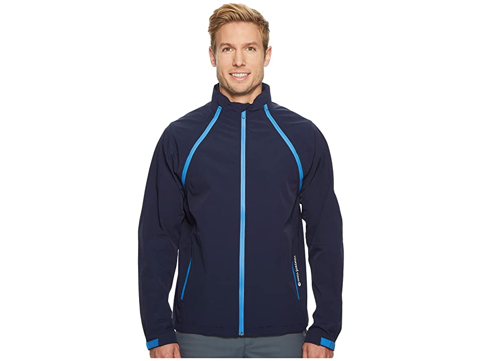 Vineyard Vines Golf Convertible Jacket (Night Bay) Men