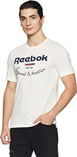 Reebok Classics Men's Round Neck T-Shirt