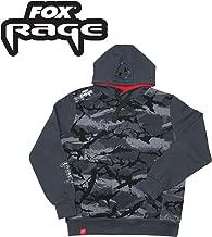 Fox Rage Camo Long Sleeve Grey//Camo Gr M