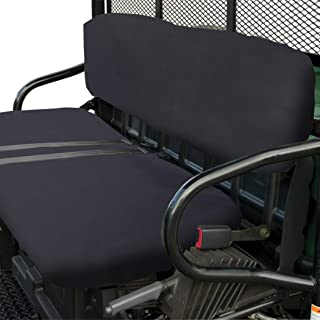Classic Accessories QuadGear UTV Seat Cover For Polaris Bucket Seats, Black