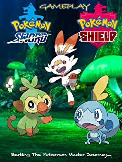Clip: Pokémon Sword and Shield Gameplay - Starting The Pokemon Master Journey