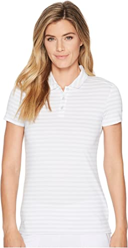 Nike Golf Dry Polo Short Sleeve Stripe