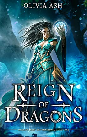 Reign of Dragons: a dragon fantasy reverse harem romance adventure series (Dragon Dojo Brotherhood Book 1)
