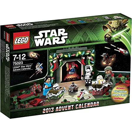 Calendrier De Lavent Star Wars 2022 LEGO Star Wars   75023   Calendriers de l'avent   Jeu de