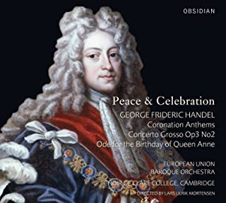 Ode for the Birthday of Queen Anne, HWV 74,
