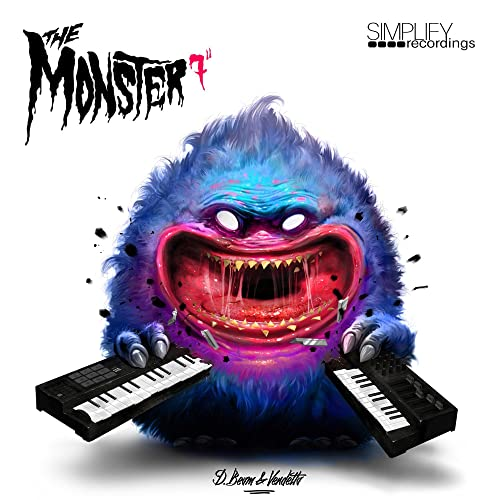 The Monster (Samples Remix) by The Monster on Amazon Music - Amazon com