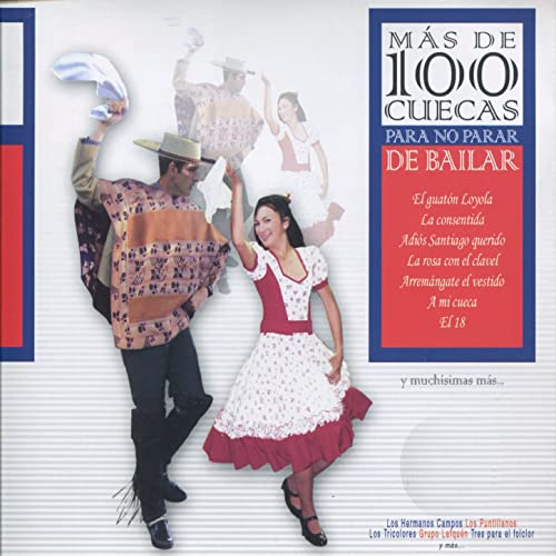Mas De 100 Cuecas - Para No Parar Be Bailar by Various ...