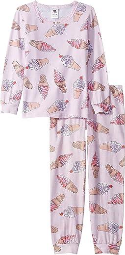 Shimmer Ice Cream/Blush