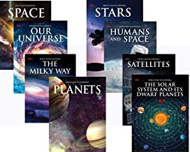 Encyclopedia of Space Set of 8 Books Encyclopedias