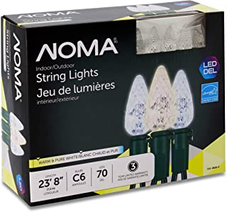 Best c6 led christmas lights warm white Reviews