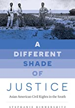 A Different Shade of Justice: Asian American Civil Rights in the South (Justice, Power, and Politics)