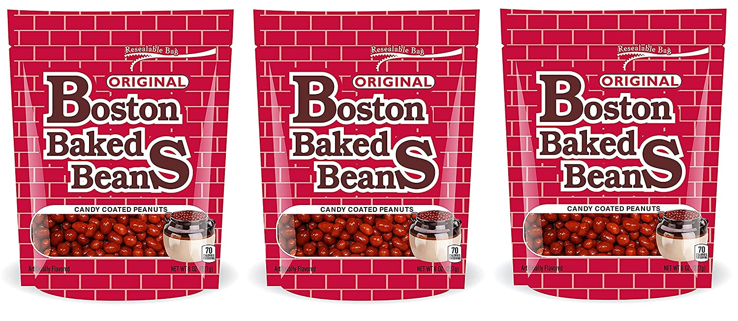 Boston Baked Beans 8 Three Cheap sale Pack Ounce Bag Ranking TOP18