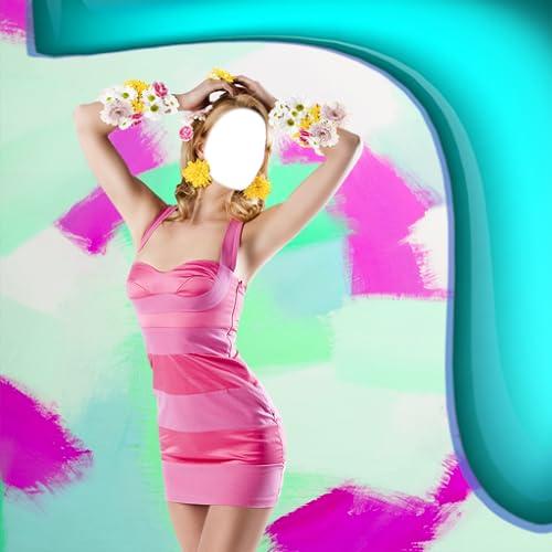 Girls Short Dress Photo Editor