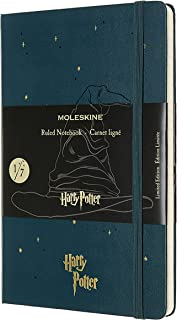 Moleskine Limited Edition Harry Potter Notebook, Hard Cover, Large (5