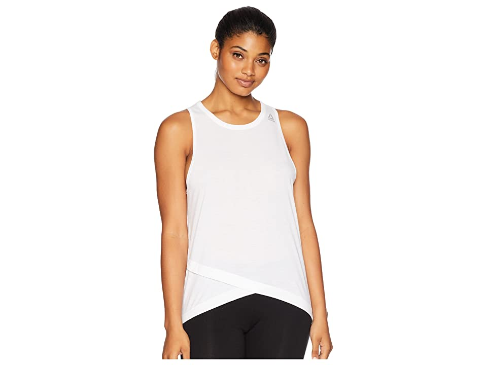 Reebok Training Tank Top (White) Women