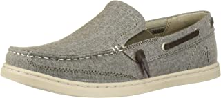 Margaritaville Men's Dock Slip On Boat Shoe