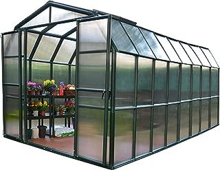 Rion Grand Gardener 2 Twin Wall Greenhouse, 8' x 16'