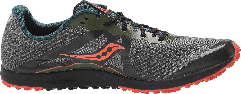 Saucony Mens Kilkenny Xc 8 Flat Cross Country Running Shoe