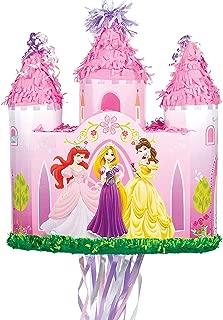 Disney Princess Pink Castle Pinata