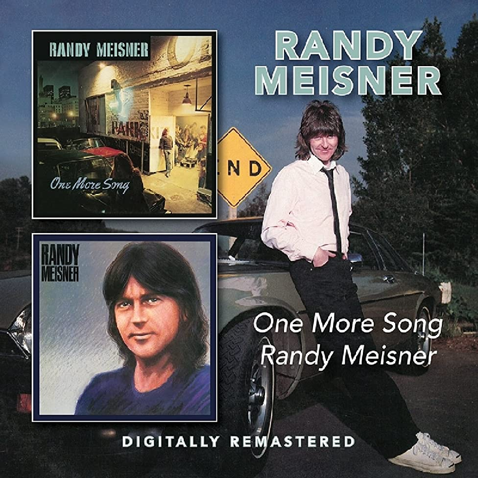 2 Albums/One More Song/Randy Meisner