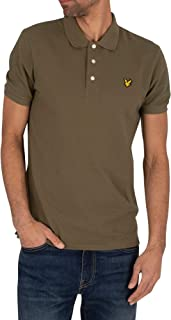 LYLE & SCOTT Men's Logo Polo Shirt, Green