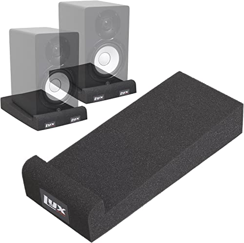 lowest LyxPro MNS-4 Studio Monitor Acoustic Isolation Pads discount - new arrival Pair online sale