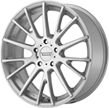 American Racing AR904 Bright Silver Wheel with Machined Face (16x7