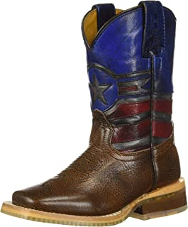 Tin Haul Shoes Kids' Justice Western Boot