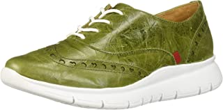 MARC JOSEPH NEW YORK Womens Womens Genuine Leather Greene St. Extra Lightweight Sneaker