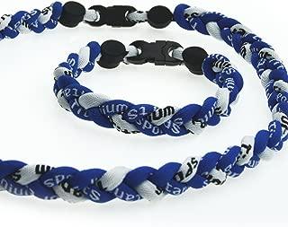titanium sports necklace
