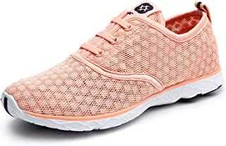 Women's Water Shoes Athletic Sport Lightweight Walking Shoes