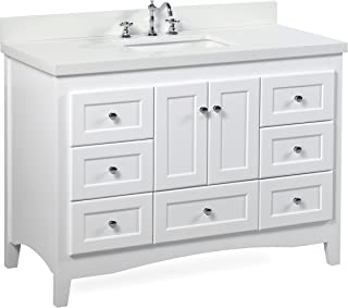 Best 48 inch quartz vanity top Reviews