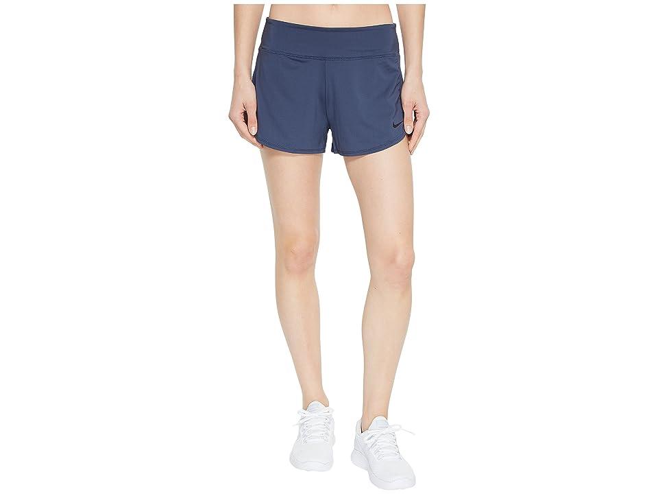 Nike Cover-Up Shorts (Thunder Blue) Women