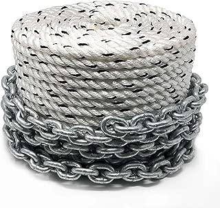 3 16 galvanized chain