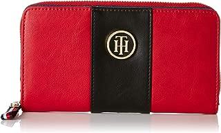 Tommy Hilfiger Women's Wallet (Burgundy)