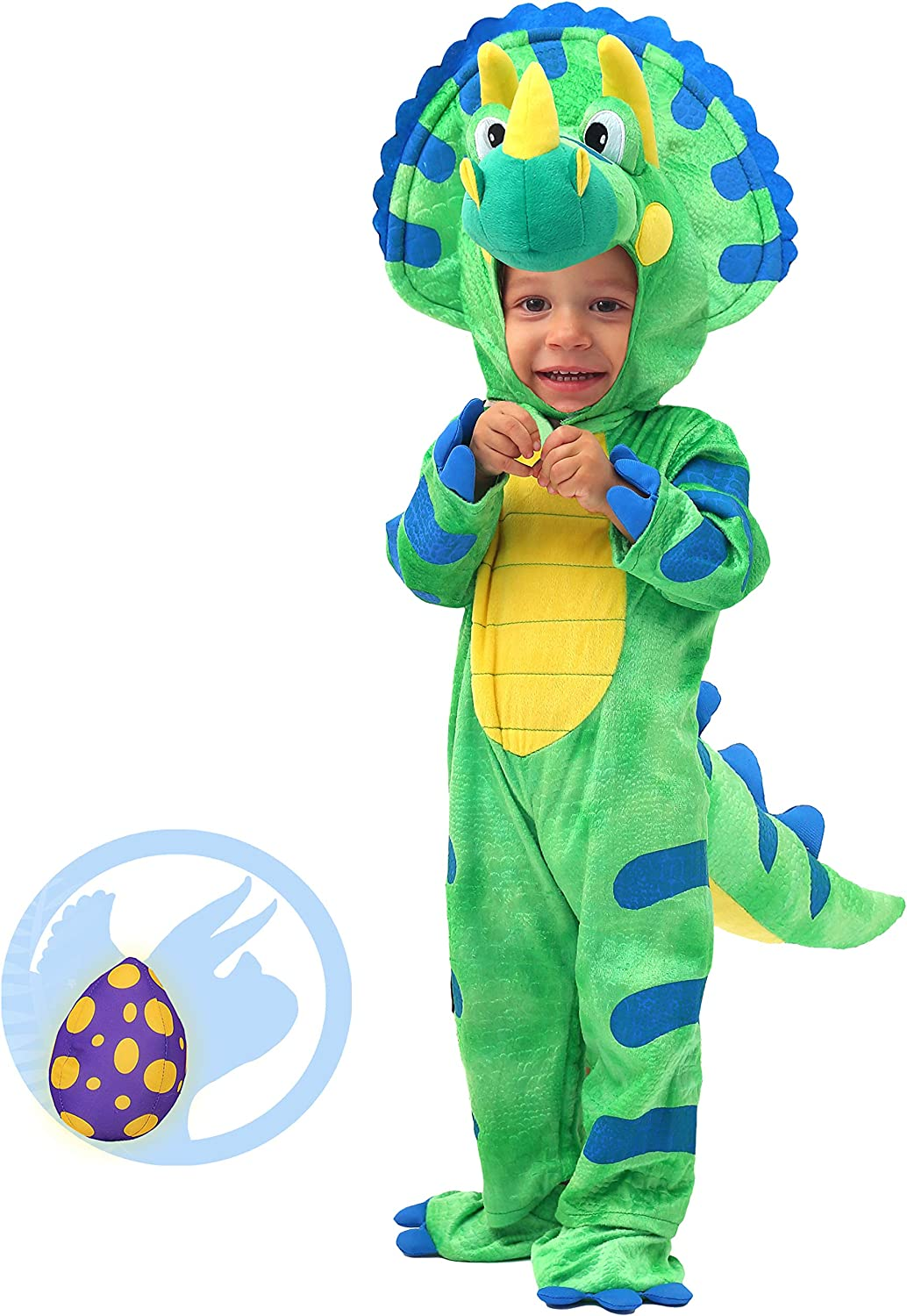 Spooktacular Ranking TOP6 Creations 35% OFF Baby Triceratops Costume for Set Dinosaur