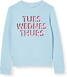 NAME IT meisjes sweater NKFBINIE LS SWEAT UNB