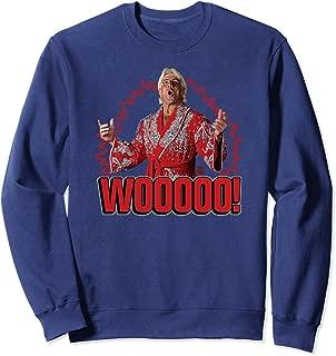 WWE Ric Flair Wooo Burst Sweatshirt