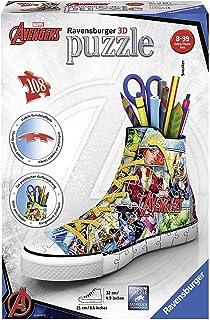 Ravensburger - Puzzle 3D - Sneaker - Marvel Avengers - 12113