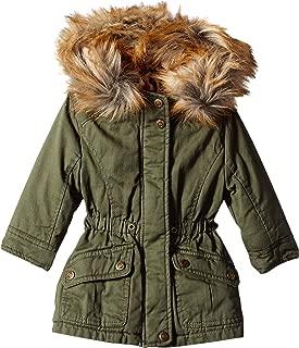 Baby Girls Cotton Twill Jacket