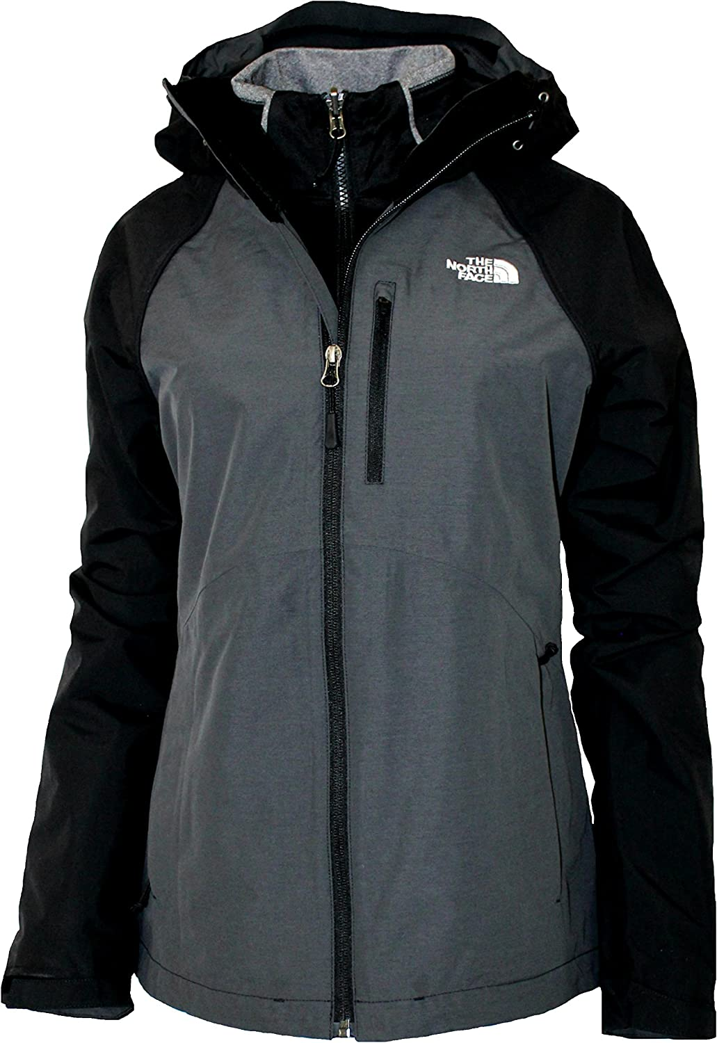 THE NORTH FACE Women's Cinder Triclimate 3 in 1 Ski Jacket TNF Black