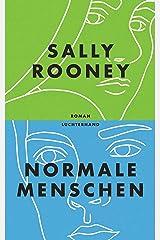 Normale Menschen: Roman (German Edition) Format Kindle