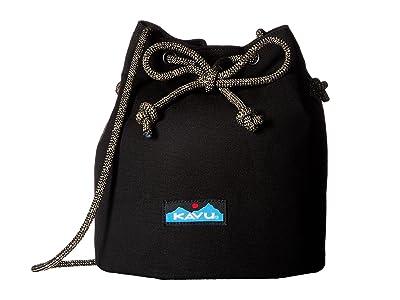 KAVU Bucket Bag (Black) Bags