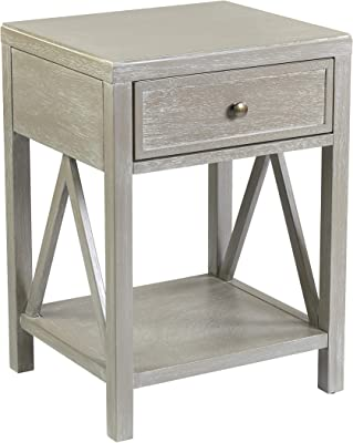 East at Main Walton accent table, Wheat