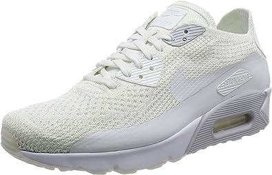 Amazon.com | Nike Mens Air Max 90 Ultra 2.0 Flyknit 875943-101 ...