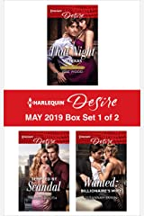 Harlequin Desire May 2019 - Box Set 1 of 2: An Anthology Kindle Edition